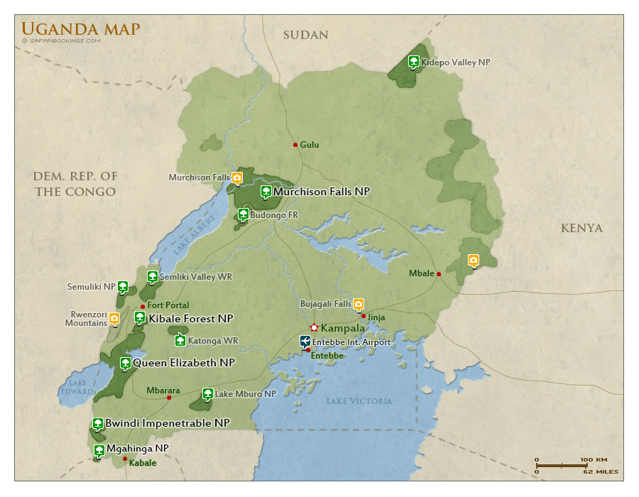 map-of-uganda