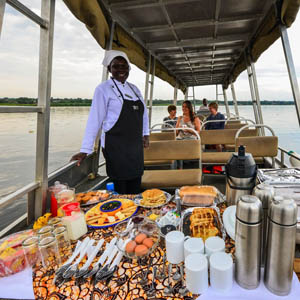 Leisure Boat Cruises at Murchison Falls National Park – Uganda Safari News